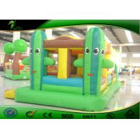Wholesale Children Inflatable Playground Slide / Bouncy Castle Slide With EN14960 from china suppliers