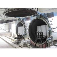 Wholesale Cement AAC Block Cutting Machine High Efficiency For Bottom Scrap from china suppliers