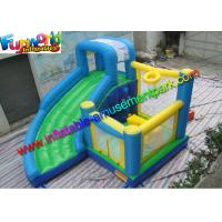 Wholesale Customized Inflatable Mini Bouncer PVC Vinyl Bouncy Castles for Children from china suppliers