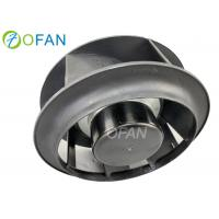 Buy cheap Fireplace Centrifugal Backward Curved Fan , EC Motor Centrifugal Roof Fans from wholesalers
