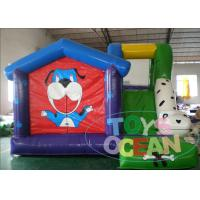 Kids Inflatable Bouncer Combo Indoor Puppy Dog Inflatable Bounce Castle With Slide