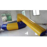 Wholesale Inflatable Water Trampoline Combo For Waterpark from china suppliers