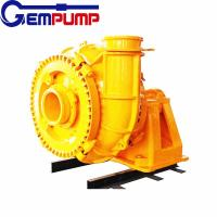 Wholesale 4 inch centrifugal sand dredging gravel pump for river and sea water pumping from china suppliers
