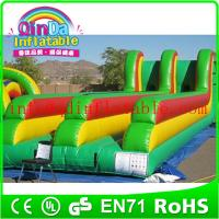 Wholesale Commercial Use Inflatable Bungee Run Sports for Adults from china suppliers