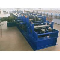 Wholesale Automatic C Z Lipped Channel Shaped Purlin Roll Forming Machine 1.5-3.0mm Thickness from china suppliers