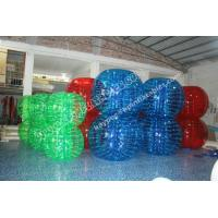 Wholesale Bumper ball,Bubble Soccer ball,human zorbing ball,Hamster Ball for football game from china suppliers