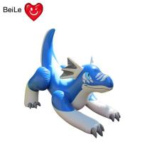 Wholesale Huge blue aaron inflatable dragon from china suppliers