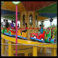 Wholesale Kids liked carnival park roller coaster track train mini shuttle for sale from china suppliers