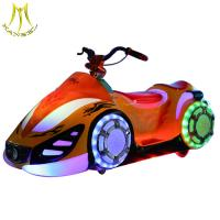 Buy cheap Hansel outdoor children battery operated amusement motorbike ride for sales from wholesalers