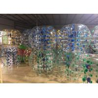 Wholesale Adults Inflatable Bubble Soccer Balls Bumper Ball Diam 1.8m Highly Safety from china suppliers