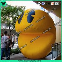 Wholesale Inflatable Pacman,Inflatable Smile Face , Inflatable Pacman Cartoon from china suppliers