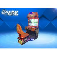Electronic Speed And Passion Car Racing Arcade Machine For 1 Player