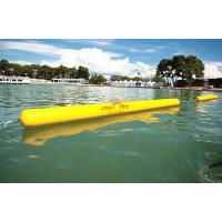Wholesale High Quality PVC Tarpaulin Inflatable Safety Buoy for water park from china suppliers
