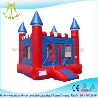 China Hansel inflatable Bouncy Castle ,Bounce House Children Games Inflatable Bouncer Combo on sale