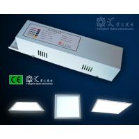Quality Aluminum alloy 595 x 595mm 40W square Emergency LED Panel Light IP44 100lm / w for sale