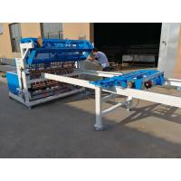 Wholesale High Speed Wire Mesh Making Machine , Easy Operate Automatic Wire Mesh Machine from china suppliers
