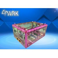 Wholesale Table Type Claw Crane Game Machine Pink Princess For Children from china suppliers