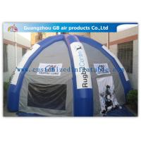 26' Inflatable Solar Camping Tent Inflatable Air Tent for Outdoor Advertising