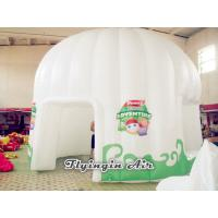 Wholesale Customized Advertising Inflatable Dome Tent with Printing Logo for Outdoor Events from china suppliers