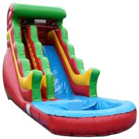 Wholesale inflatable water slide/backyard water slide from china suppliers