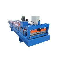 Wholesale ISO9001 Approved Cold Roll Forming Machines Prefab House Roofing Sheet from china suppliers