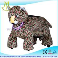 Wholesale Hansel stuffed animals / ride on animal toy motorized animals from china suppliers