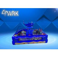 China Indoor Water Circulation System Musical Funny Go Fishing Pool Small Amusement Pond on sale