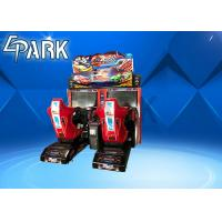Buy cheap Original Outrun Race Car Arcade Machine With Twins Seat Driven Simulator from wholesalers