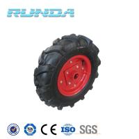 Wholesale 16x4.00-8 inch Pneumatic Agriculture wheel for farming machine and tiller from china suppliers