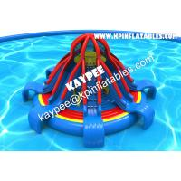 Wholesale Inflatable octopus multiple Water slide for Aqua Park from china suppliers