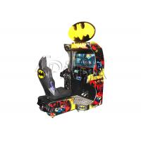 China Batman Amusement Armored Vehicle Racing Game Simulator Machines coin oprate race game machine for sale on sale