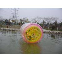 Wholesale 2.7m Inflatable Bubble Rollers Water Balls Anti - Leakage Equipped With Repair Kit from china suppliers