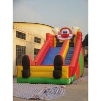 Wholesale Customized 0.55mm PVC tarpaulin Commercial Inflatable Slides, Clown Slides YHS 027 from china suppliers