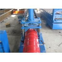 """Wholesale Color Steel Metal Ridge Cap Forming Machine1""""Chain Transmission High Speed from china suppliers"""