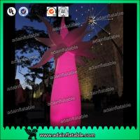 Giant Events Party Decoration Lighting Inflatable Tree With Factory Directly Suppy