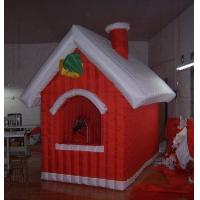 Buy cheap Inflatable Christmas House from wholesalers