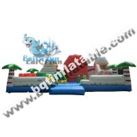Buy cheap Inflatable combo fun city,Inflatable playground,Inflatable amusement city from wholesalers