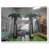 Wholesale Palm tree Arch,inflatable archway,advertising inflatable,KAR014 from china suppliers