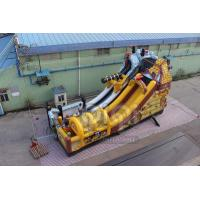Wholesale QIQI Pirate Kingdom Playground Inflatables slide for kids from china suppliers