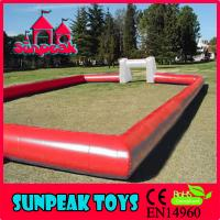 Wholesale F-018 Hot Sell Giant Convenience Football Field from china suppliers