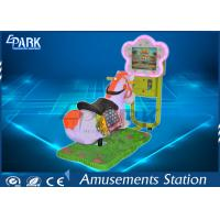 China Cute Kiddy Ride Machine Electric Motor Merry Go Round Horse Carousel on sale