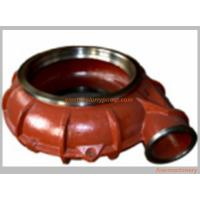 Wholesale Standard Slurry Pump Parts and OEM Slurry Pump Parts of high chrome cast iron material from china suppliers