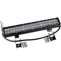 China Magnetic Double Row 18 Inch Off Road LED Light Bar 108 W 6000K For SUV Car on sale