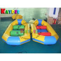 Wholesale Inflatable draft boat ,fishing boat, pvc rubber boat ,,aqua sport game KBA002 from china suppliers