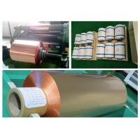 Wholesale 9um RA Double Shiny Rolled Copper Foil Lithium - Ion Batteries Suitable from china suppliers