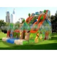 Wholesale inflatable forest slide from china suppliers