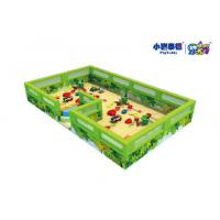 Wholesale Family Fun Childrens Play Sand Pits , Toddler Indoor Playground With Sand Pit from china suppliers