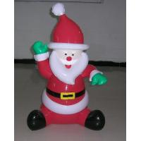 Wholesale pvc inflatable Santa for advertising, inflatable pvc christmas santa for promotion from china suppliers