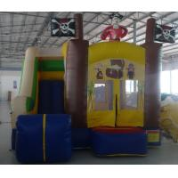 Wholesale 2014 hot sell inflatable pirate ship bouncer from china suppliers