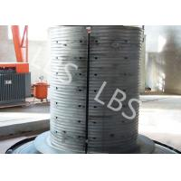 Marine Ship Crane Carbon Steel Split Sleeve With Lebus Grooved Sleeves